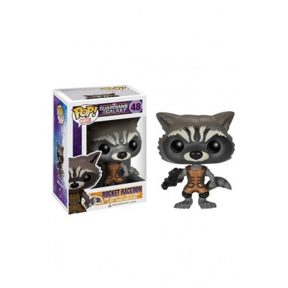Marvel Guardians of the Galaxy Rocket Raccoon Pop Vinyl