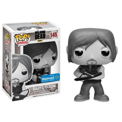 Walking Dead Daryl Dixon Pop! Vinyl Figure Walmart Exclusive