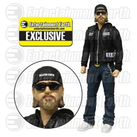 Sons of Anarchy Jax Teller 6-Inch Variant Action Figure with Sunglasses and Hat - EE Exclusive