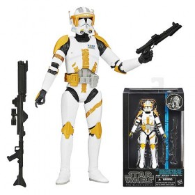 Star Wars The Black Series Clone Commander Cody