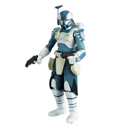 Star Wars The Black Series #12 Clone Commander Wolffe