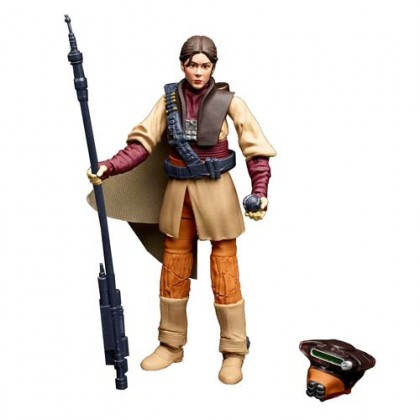 Star Wars The Black Series Princess Leia in Boushh Disguise