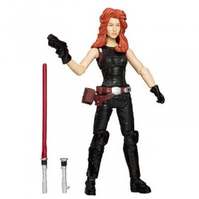 Star Wars The Black Series Mara Jade