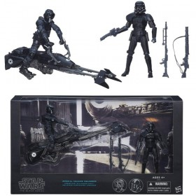 Star Wars The Black Series Imperial Shadow Squadron Exclusive