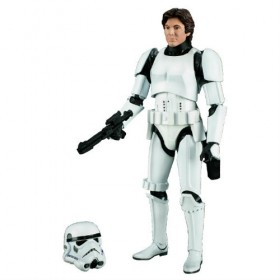 Star Wars The Black Series Han Solo (Stormtrooper Disguise)