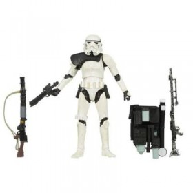 Star Wars The Black Series Sandtrooper (Black)