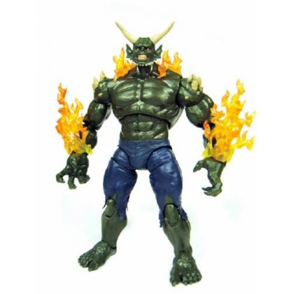 Amazing Spider-Man 2 Marvel Legends Figures Ultimate Green Goblin Figure Complete