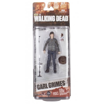 Walking Dead TV Series 7 Carl Grimes Action Figure