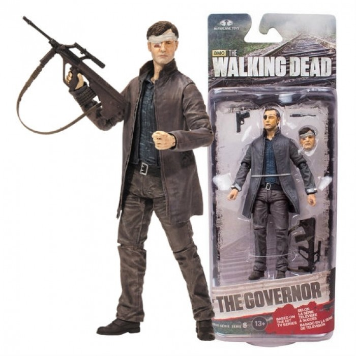 The Governor Brand New McFarlane Toys The Walking Dead TV Series 4