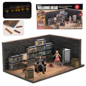 Walking Dead McFarlane Building Set: Governor's Room Mini-Figure