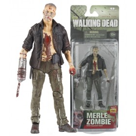 Walking Dead TV Series 5 Merle Dixon Walker Action Figure