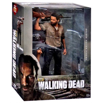 Walking Dead Rick Grimes Deluxe 10-Inch Action Figure