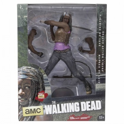 Walking Dead Michonne Deluxe 10-Inch Action Figure