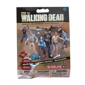 Walking Dead McFarlane Building Set: Mini-Figure