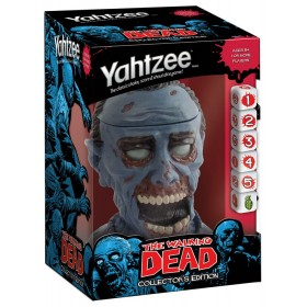 Walking Dead Yahtzee Collector's Edition
